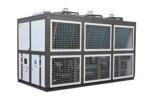 螺杆式冷冻机